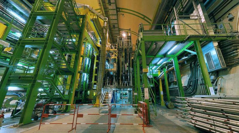 CERN LHCb