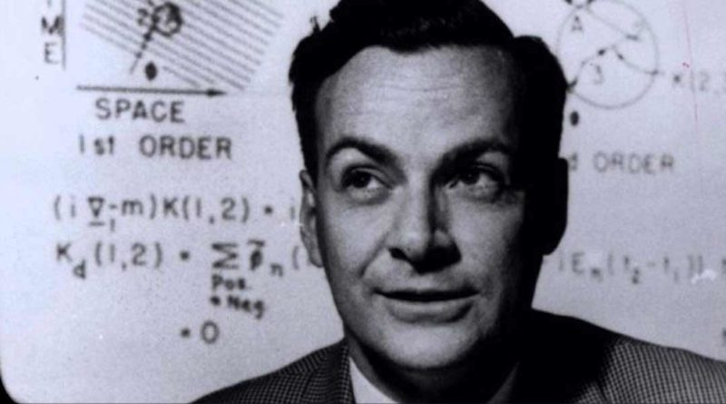 Richar P. Feynman