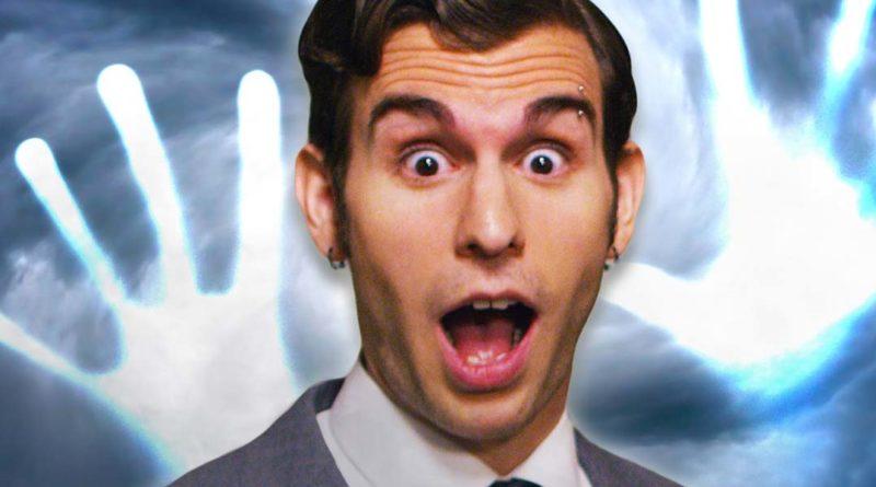 dört paranormal görüngü