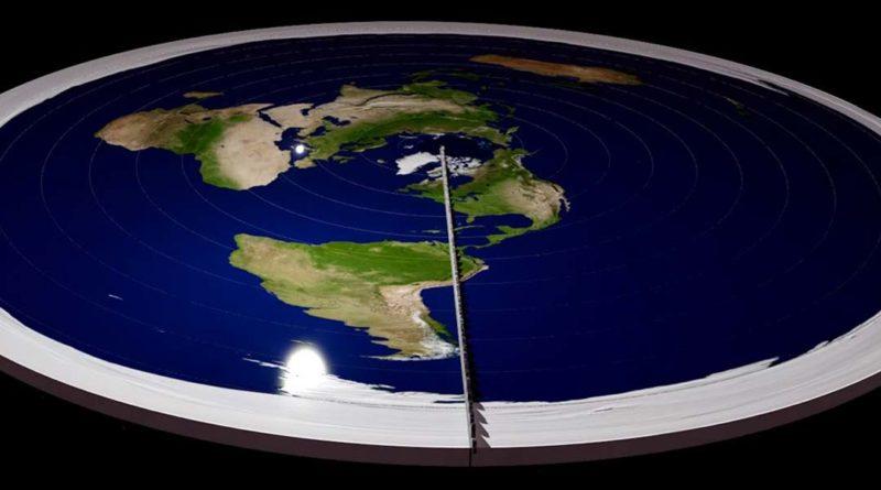 dünya aslında düz olabilir mi?