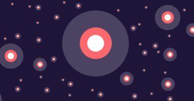 karanlık enerji ve karanlık madde - illüstrasyon