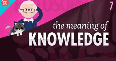 Bilmek nedir?