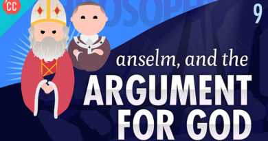 Anselm ve Tanrı argümanı