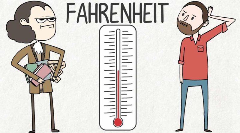 Fahrenheit nedir?