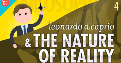 Leonardo DiCaprio ve gerçekliğin doğası