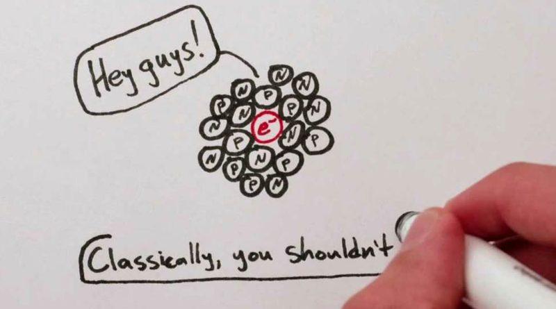 kuantum tünelleme nedir?