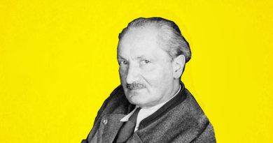 Martin Heidegger kimdir?