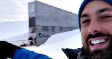 Svalbard Küresel Tohum Deposu