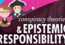 Aşı Karşıtları, Komplo Teorileri ve Epistemik Sorumluluk (Crash Course Philosophy #14) | Video