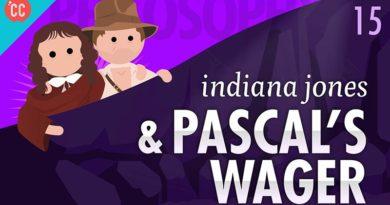 Indiana Jones ve Pascal'ın Bahsi